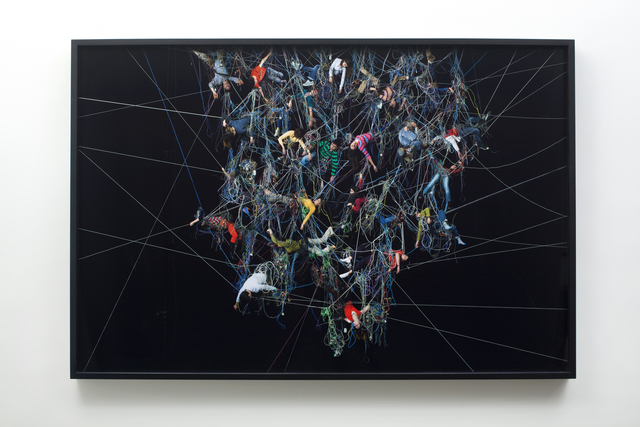 , 'Enredos 1,' 2008, bitforms gallery