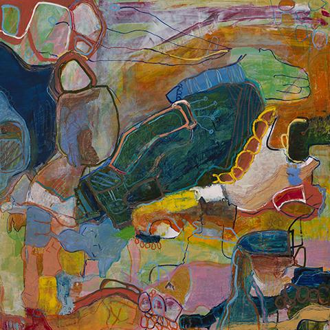 , 'NEFELIBATA #15,' 2017, Walter Wickiser Gallery