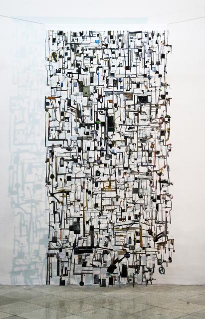 , 'questione d'appartenenza,' 2015, Umberto Di Marino