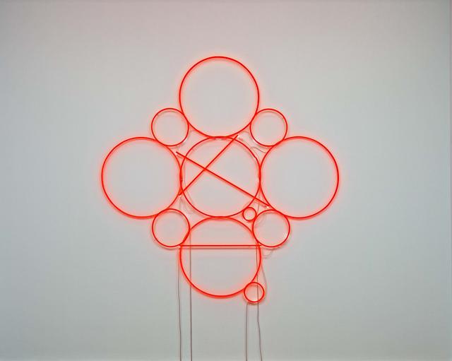 , '2015 Neon (orange),' 2011, PRISKA PASQUER