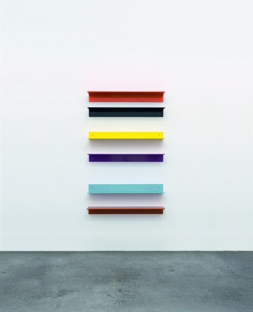 Liam Gillick, 'Shelf System A', 2008, Schellmann Art