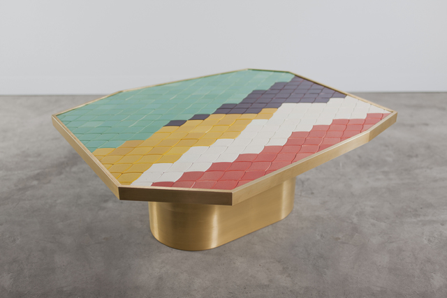 , 'Landscapes table #4,' 2013, Carwan Gallery
