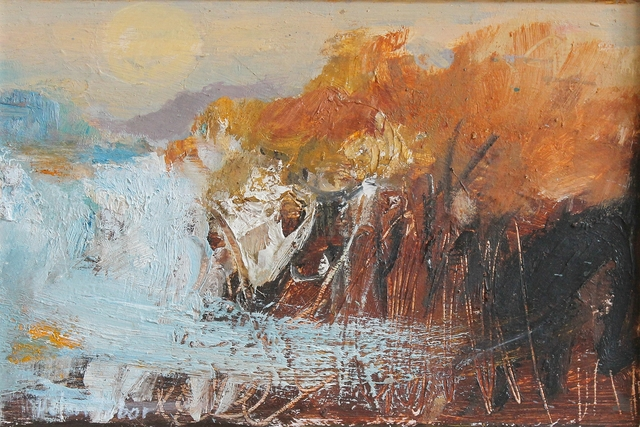 Helen Tabor, 'First frost', Castlegate House Gallery