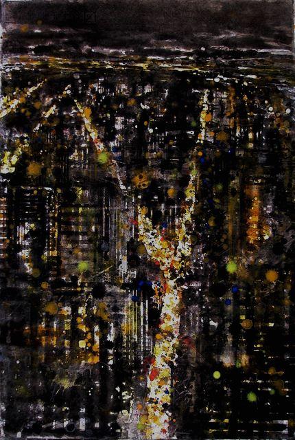 , 'New York la nuit,' 2013, Galerie Arcturus