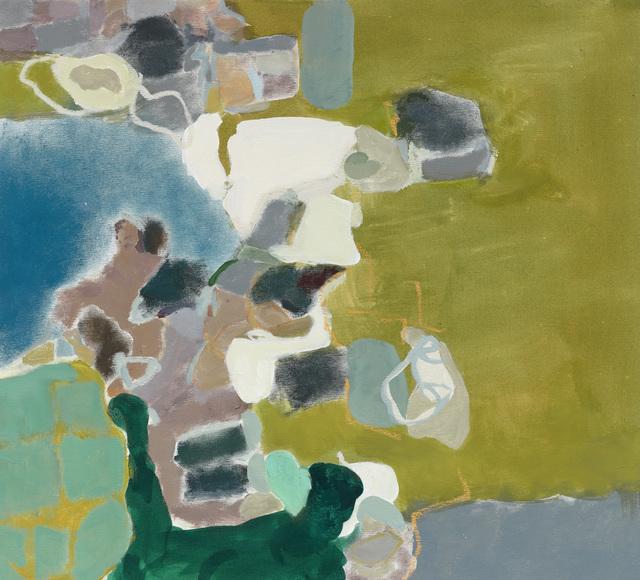 , 'Coastlines & Glyphs,' 2018, Cadogan Contemporary