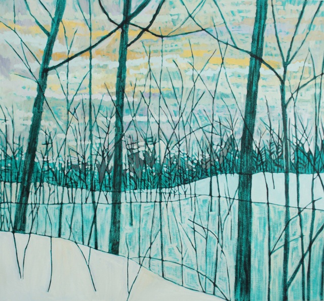 , 'Winter Filigree,' 2018, parts gallery