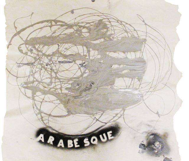 , 'Arabesque,' 1964, Galleria Clivio