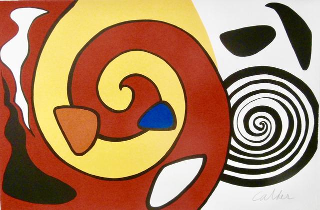 Alexander Calder, 'Spiral et Turbane', 1965, BOCCARA ART