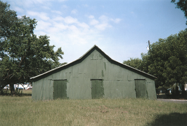 , 'Green Warehouse, Newbern, Alabama,' 2000, Pace/MacGill Gallery