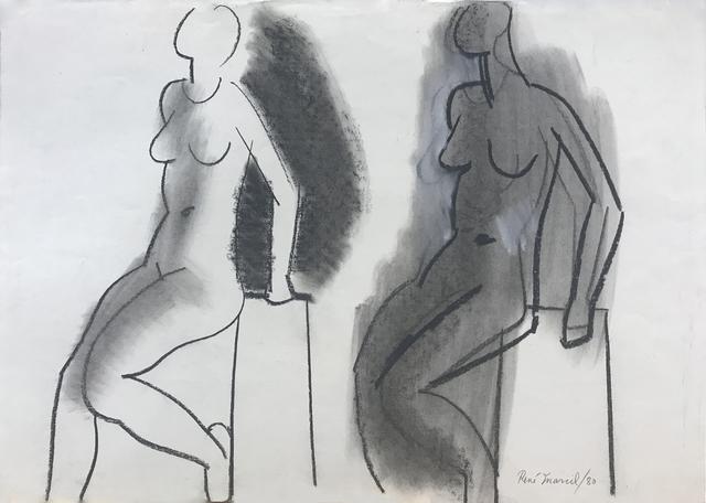 , 'Untitled (nudes),' 1980, Nikola Rukaj Gallery