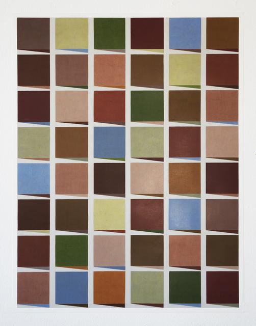 , 'Hansaviertel #4 汉莎区#4,' 2018, ART LABOR Gallery