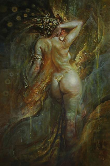 , 'Odyssey,' 2018, IX Gallery