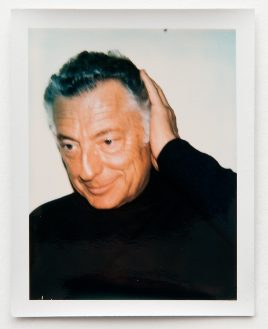 Andy Warhol, 'Andy Warhol, Polaroid Photograph of Gianni Agnelli, 1972', 1972, Photography, Polaroid, Hedges Projects