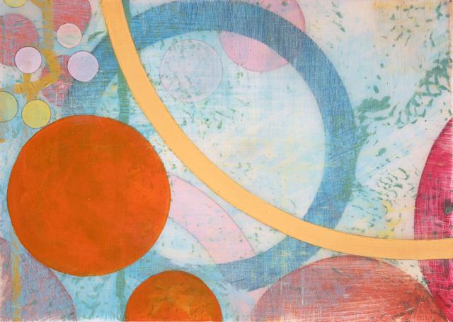 , 'Swing,' 2017, ART MORA