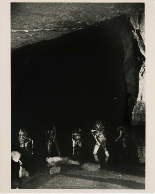 Carolee Schneemann, U0027Interior Scroll   The Cave U0027, 1993, P.P.O.W