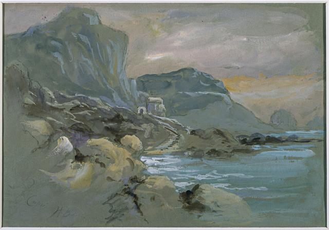 Hercules Brabazon Brabazon, 'Capri', Phillips Collection
