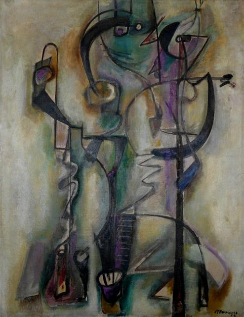 , 'Pareja,' 1952, Pan American Art Projects