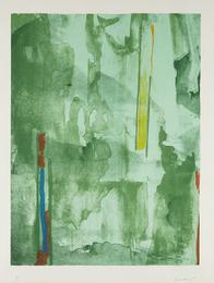 Helen Frankenthaler, 'Barcelona,' 1977, Phillips: Evening and Day Editions (October 2016)