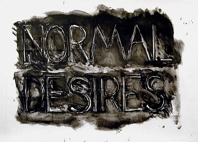 , 'Normal Desires,' 1973, IKON Ltd. Contemporary Art