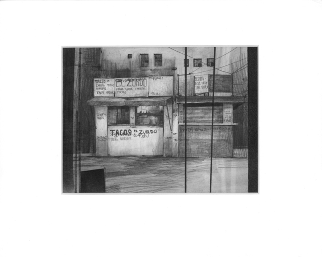 Hugo Crosthwaite, 'Untitled', 2003, Lora Schlesinger Gallery