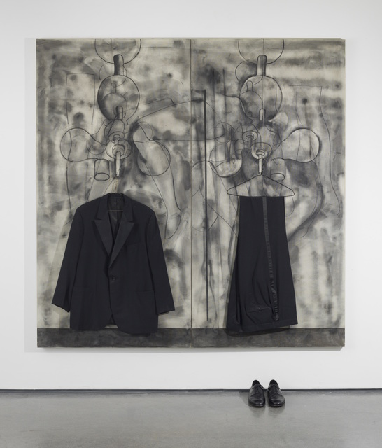 , 'My Tuxedo Makes an Impressive Blunt Edge to the Light,' 1965, Richard Gray Gallery