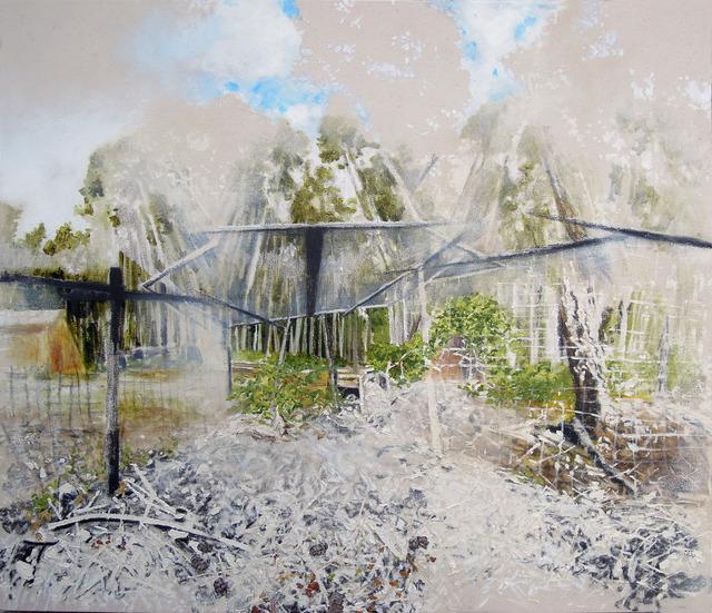 , 'Deer Fence 1,' , Christina Parker Gallery