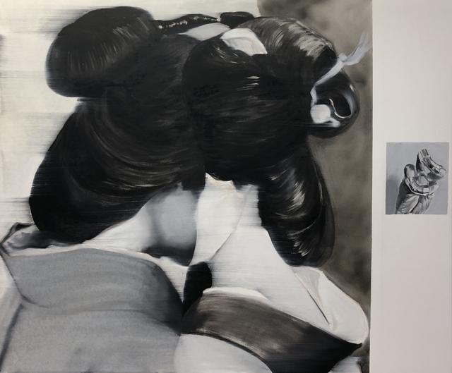 , 'Selfish Attempts,' 2018, Mirus Gallery