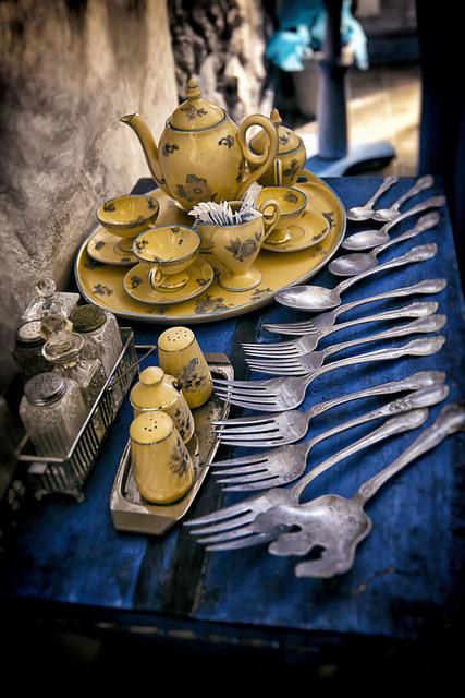 , 'Tableware,' 2013, The Perfect Exposure Gallery