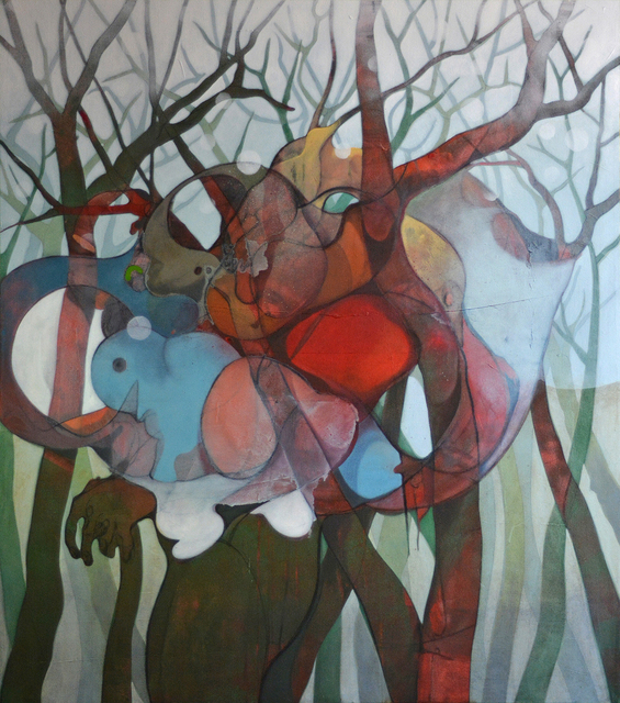 , 'Homogeneity,' 2014, Hafez Gallery