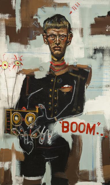 , 'Boom,' 2005, ACA Galleries