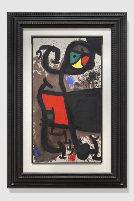 , 'Femme I,' 1972, Simon Lee Gallery