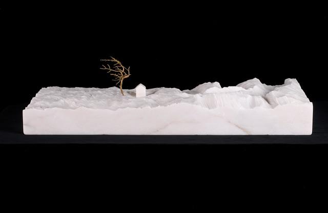 , 'Arborecer áureo,' 2014, MA arte contemporáneo