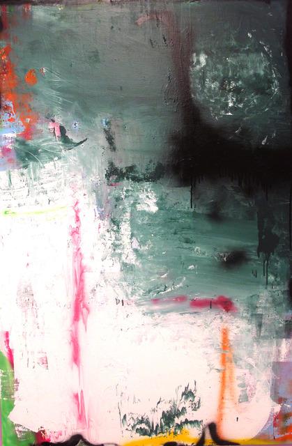 , 'Pintura sem título (Brazilian-Type Painting:Neon),' 2015, Mercedes Viegas Arte Contemporânea