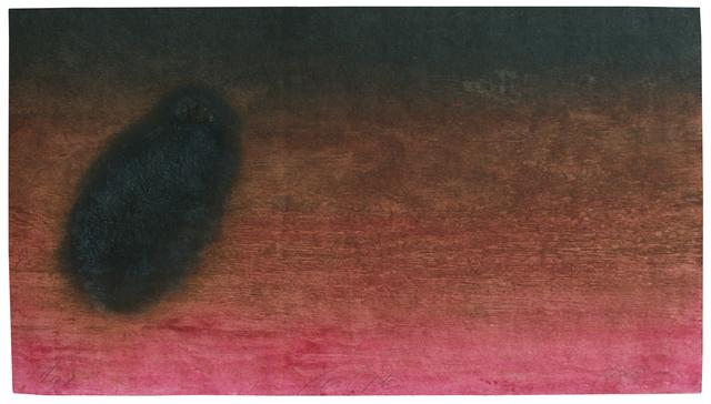 Joe Goode, 'Pollution-R5 ', 1995, Mixografia