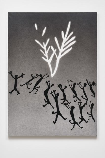 , 'Tikatoutine: Die Anbetung der Pflanze (Brasilien),' 2005, Galerie Judith Andreae
