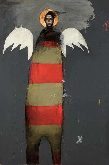 , 'The Cormorant,' 2017, M.A. Doran Gallery