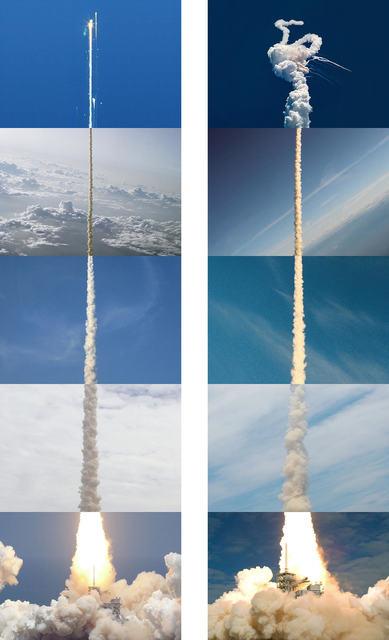 Chung-Hsuan LAN, 'STS-51-L & STS-107', 2019, Each Modern