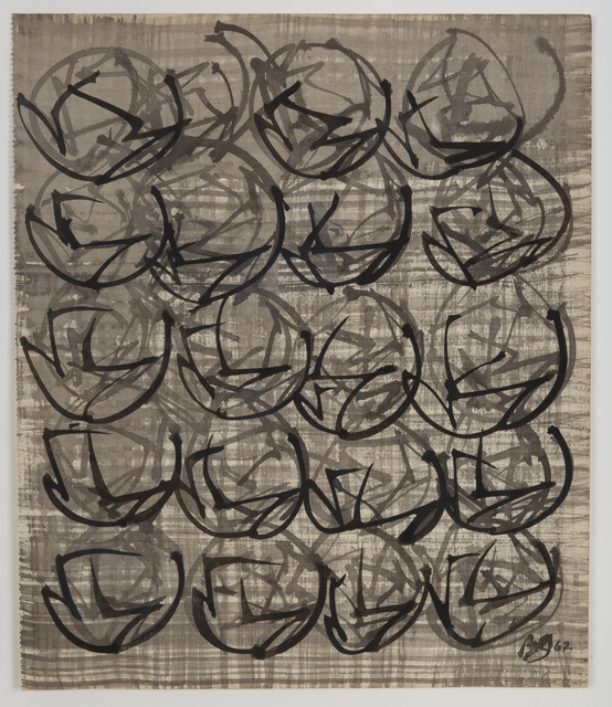 , 'Untitled,' 1962, October Gallery
