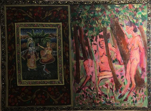 Asad Azi, 'Kama Sutra ', 2016-2017, Gallery One