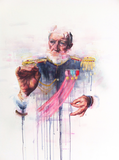 , 'Barcelona Amiral,' 2015, 55Bellechasse