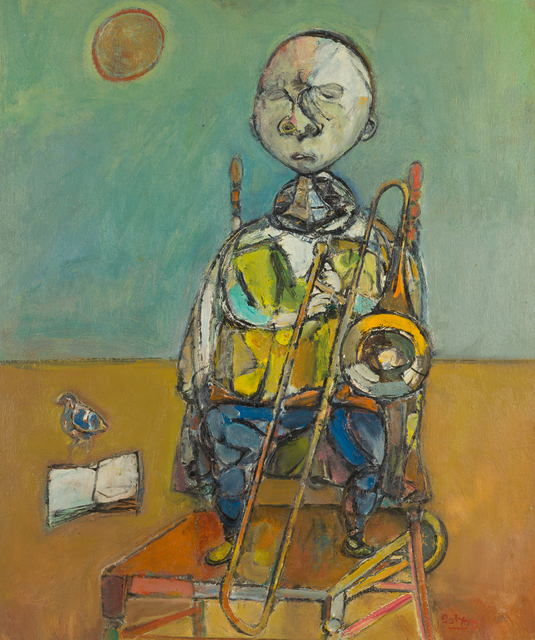 , 'Solo,' 1953, Childs Gallery
