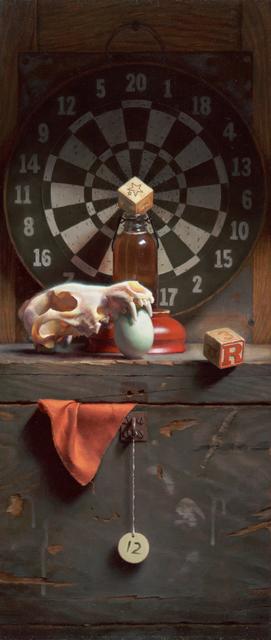 , 'A Creative Block,' 2017, Bowersock Gallery