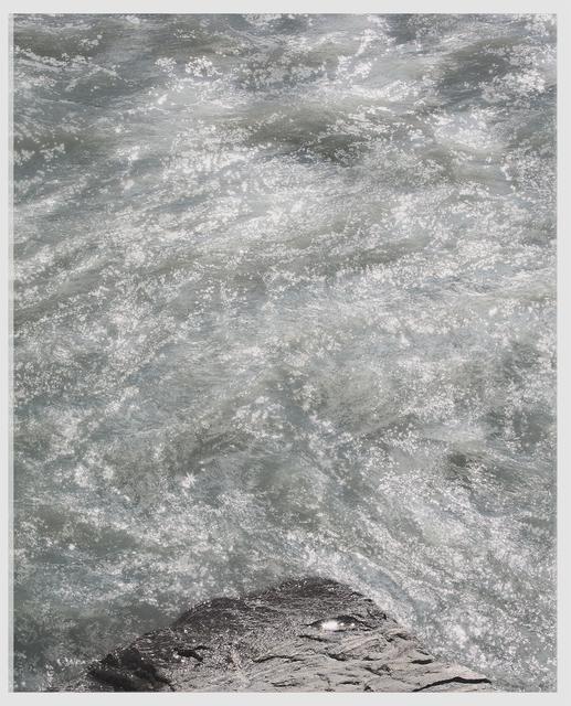 , 'Flumen 2,' 2017, EUQINOM Gallery