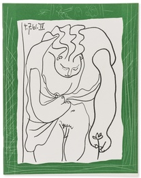 Pablo Picasso, 'Les Déjeuners,' 1962, Forum Auctions: Editions and Works on Paper (March 2017)