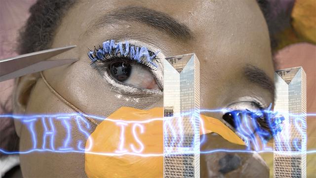 , 'Lip Gloss Alurt,' 2017, Luis De Jesus Los Angeles