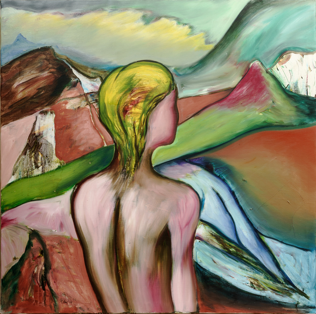 Gunnar Örn, 'Maria and the Land', 1988, Moeller Fine Art
