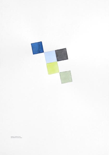 ", '""Parus caeruleus"" (Blue Tit),' 2014, Alma"
