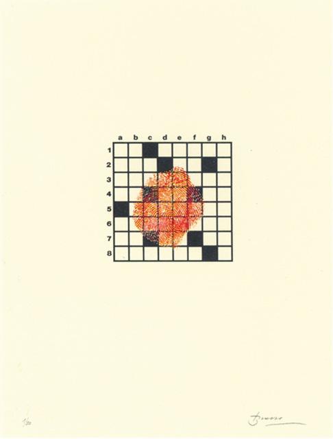 , 'Poema visual 14,' 1989, Polígrafa Obra Gráfica