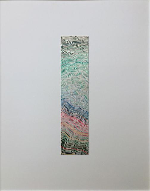 , 'Color Study 5,' 2018, Red Arrow Gallery