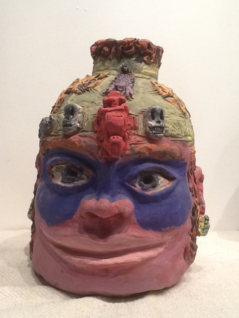 , 'Chaac the Rainmaker,' 2008, Carl Solway Gallery
